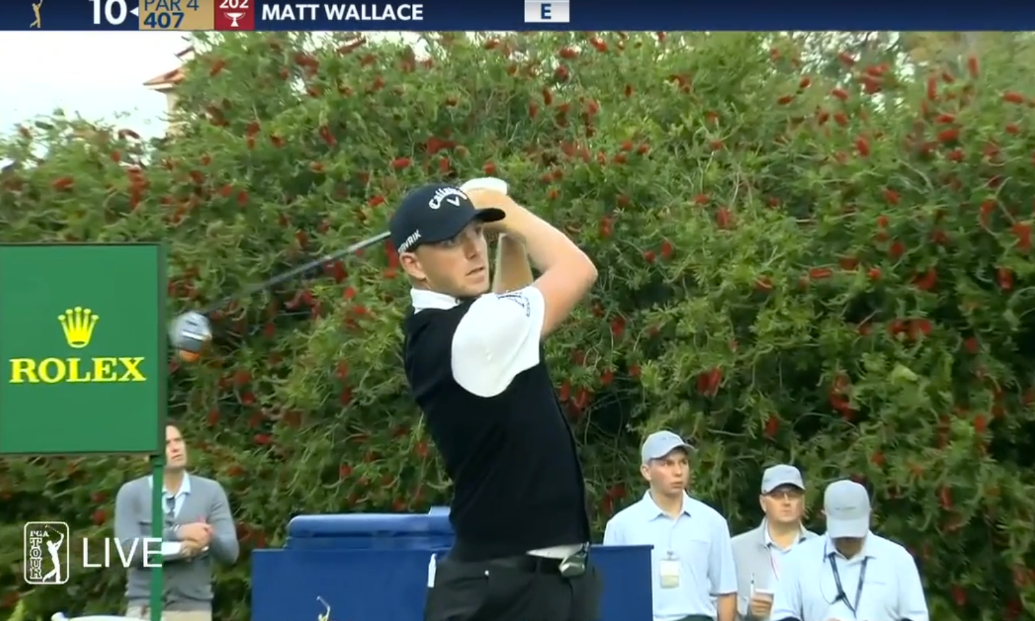 Photo of Matt Wallace