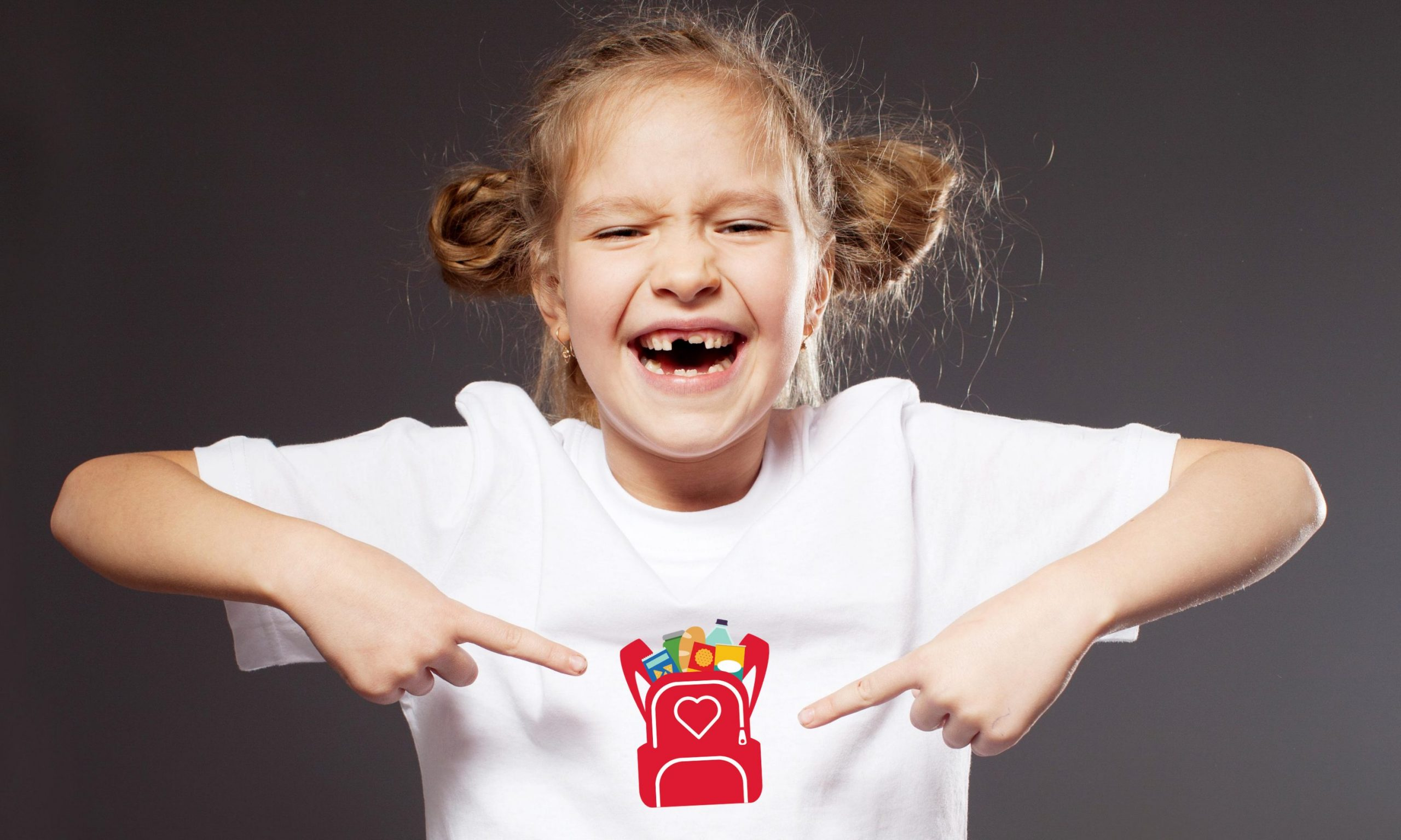 Photo of kids doing cartwheels on the lawn