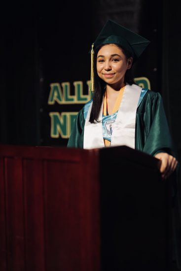 Teens help First Coast Chapter feed children