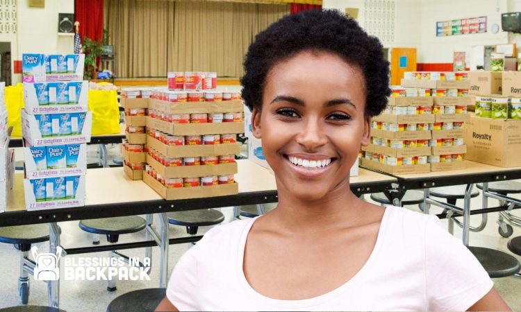 National Blessings in a Backpack Week 2020