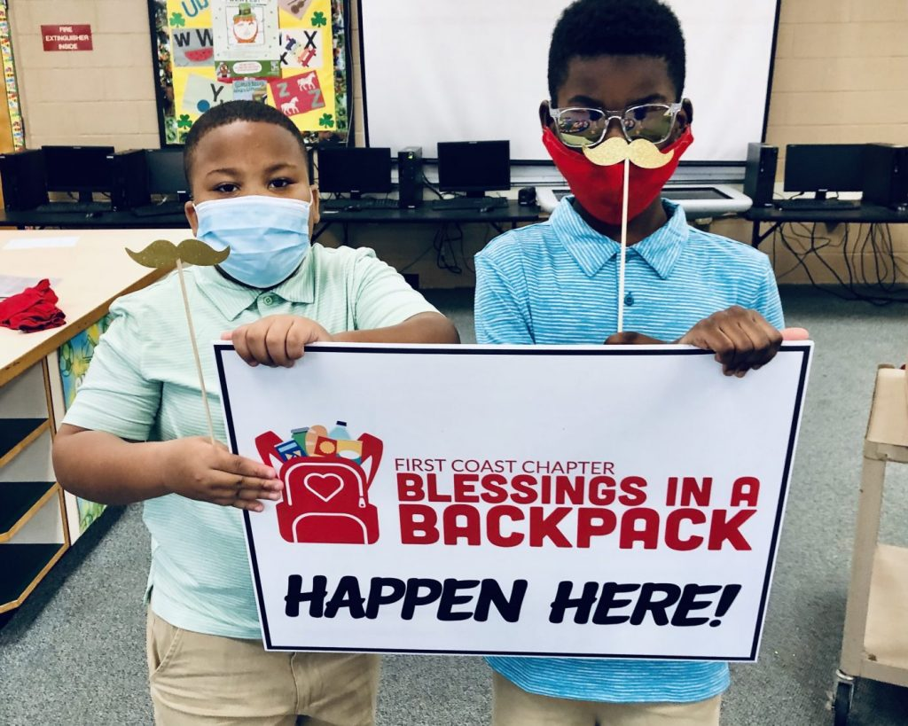 Blessings in a Backpack: How You Can Help Feed Our Kids