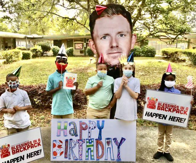 Happy Birthday, Matt Wallace!