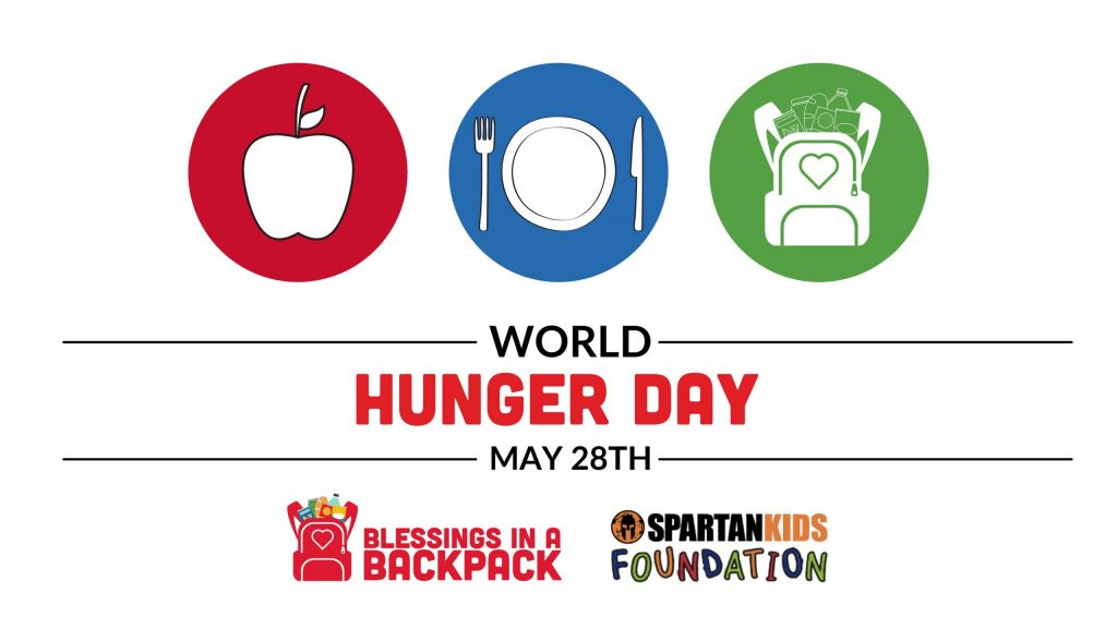 Spartan Kids Foundation Matching $3,000 in Blessings First Coast Donations on World Hunger Day